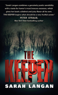 The Keeper USA Cover